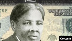 El billete de $20 dólares podría tener la cara de Harriet Tubman.