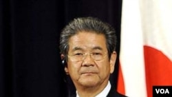 Menteri Pertahanan Jepang Toshimi Kitazawa akan bertemu dengan Menteri Pertahanan Korea Selatan hari ini di Seoul.