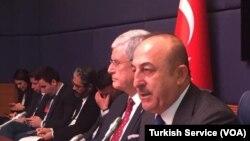 Menteri Luar Negeri Turki, Mevlut Cavusoglu. (Foto: dok).