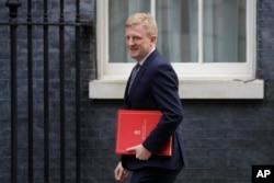 資料照:英國數碼化,文化,媒體和體育大臣道登