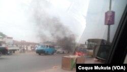 Policia dispersa manifestação da Unita em Luanda