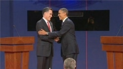 Romney Puts Obama on Defensive in First Debate