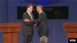 Obama sur la défensive lors du premier débat avec Romney
