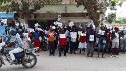 Sindicatos angolanos em rota de colisão com o governo - 2:22