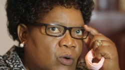 Report on Joice Mujuru's Demands for Fresh Polls Filed By Thomas Chiripasi