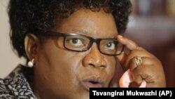 Zimbabwe Politics - Joice Mujuru, Zimbabwe People First