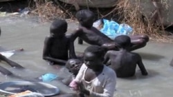 Humanitarian Group Warns of Camp Conditions in S. Sudan