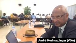 Jean Jacques Massima Landji, représentant de l'UIT pour l'Afrique et Madagascar.