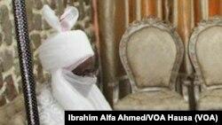 Sarkin Kano Alhaji Mohammadu Sunusi Lamido.