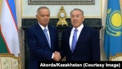 Islom Karimov va Nursulton Nazarboyev chorak asrdan beri hokimiyatni boy bermay kelmoqda