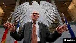Глава Бундестага Норберт Ламмерт (архивное фото)