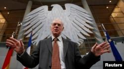 Almanya Federal Meclisi Başkanı Norbert Lammert