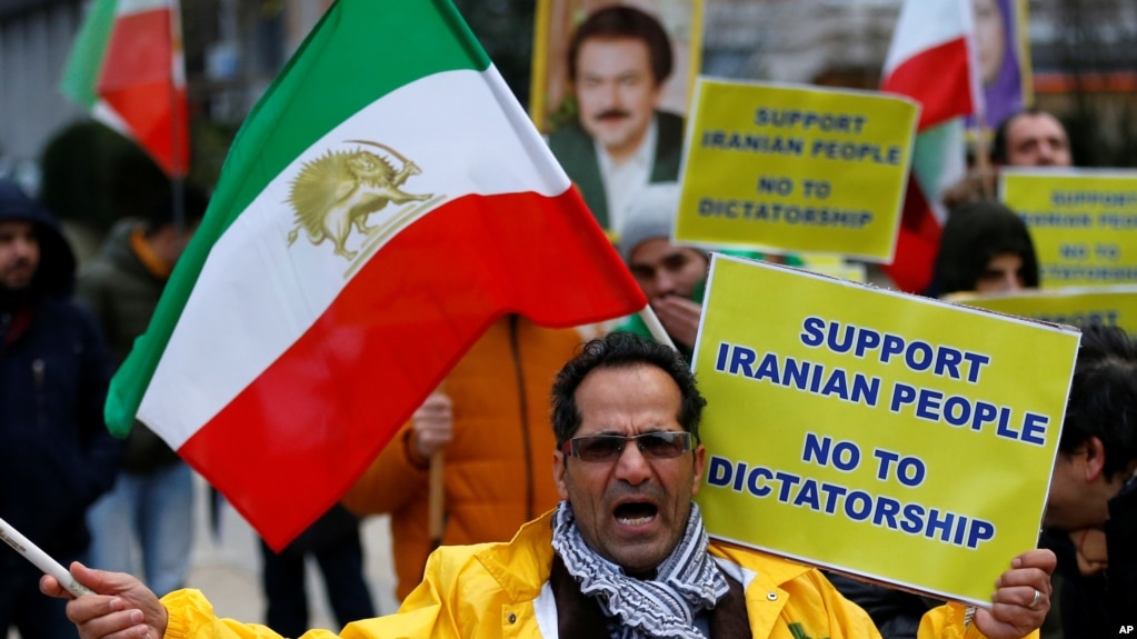 Image result for slogan of iran protest