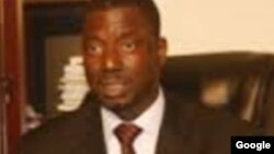 Mr.Morou Amadou ministan shari'ar Nijar kuma kakakin gwamnati