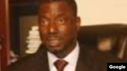 Mr.Morou Amadou Ministan Harkokin Shari'ar Nijar