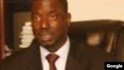 Mr.Morou Amadou, ministan harkokin shari'ar Nijar