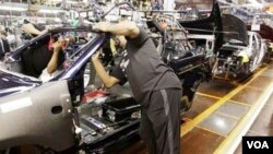 La Chrysler y la General Motors estuvieron a punto de sucumbir por la crisis en 2009.