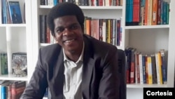 Benedito Quinta, cardiologista no Hospital Geral de Benguela, Angola