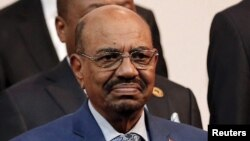 Omar Al Bashir, Perezida wa sudani