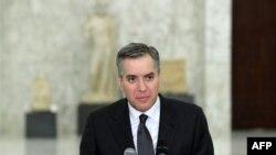 لبنان کے نامزد وزیر اعظم مصطفی ادیب (فائل فوٹو)