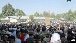 واکنش ها درافغانستان به حمله انتحاری بر مقامات افغان در تخار