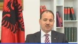 Bujar Nishani, 70th Anniversary of VOA Albanian
