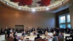 지난 2010년 캐나다에서 열린 G8 정상회의.