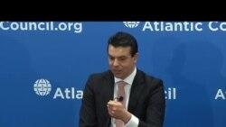 Изјава на министерот Попоски на Атланскиот совет во Вашингтон