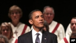 صدر اوباما 'میموریل ڈے' کی تقریب میں شرکت کرینگے