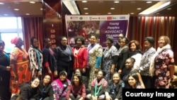 Musangano weKuzeya Kuremekedzwa Kwekodzero Dzemadzimai weCommission on the Status of Women Wopera muNew York