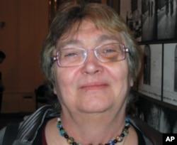 捷克前持不同政见者和人权人士舒斯特罗娃