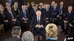 Ռուսաստանի վարչապետը մեղադրել է ընդդիմությանը նպատակ և առաջնորդ չունենալու մեջ