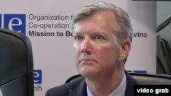 Šef Misije OSCE-a u BiH Bruce Berton