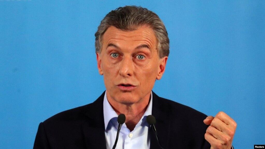 Argjentina përsëri në krizë