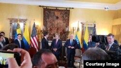 La Voz de América ofrece una completa cobertura de todo lo que ocurra en esta reunión en la que participa por primera vez El Salvador.