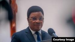 Waziri Mkuu Kassim Majaliwa.(Picha kwa hisani ya Michuzi Blog)