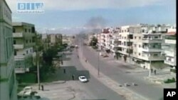 سوریا دهڵێت هێزهکانی لهشـکر له شـاری دهرعا دهکێشێتهوه