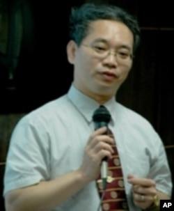 台灣經濟部投資審議委員會發言人張銘斌