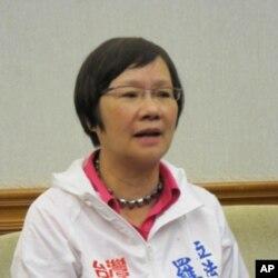 国民党立委 罗淑蕾(资料照片)