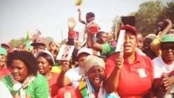 Frelimo analisa derrota na votação intercalar de Nampula