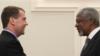 Suriya Kofi Annanning tinchlik rejasini qabul qildi