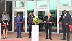 Inaugurado edifício da embaixada dos EUA em Maputo que acolhe todas as agências