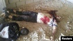 Damashq yaqinida armiya qo'lidan o'lganlar, deydi faollar, 1-avgust, 2012-yil.