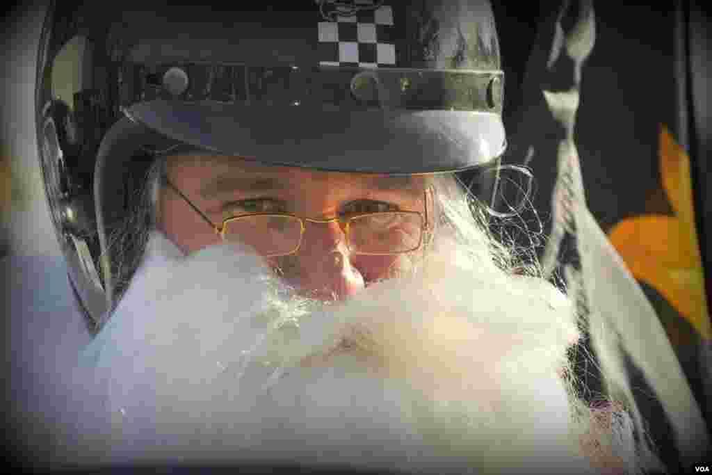 В парад в преддверии Рождества