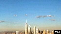 Buduća panorama donjeg Manhattana
