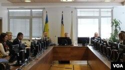 Disciplinska komisija je prihvatila zahtjev Tužilaštva BiH da novinari ne prisustvuju današnjem ročištu