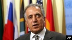 زلمی خلیلزاد، سفیر پیشین ایالات متحده امریکا در افغانستان