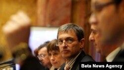 Šef Delegacije EU u Srbiji Vensan Dežer