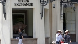Vietnam's economy has slowed in recent months.
