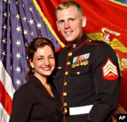 Former Marine Sgt. Colin Archipley will teach agriculture skills while his wife Karen, a former fashion designer, will teach marketing to US veterans as well as those who are preparing to leave military service.